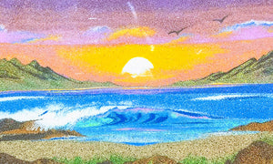 Big Kahuna Wave - Sand Tapestry