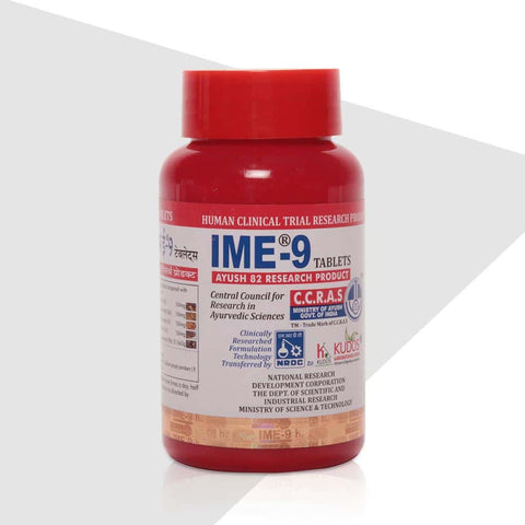 Ime-9 Tablets (3 Months Pack)