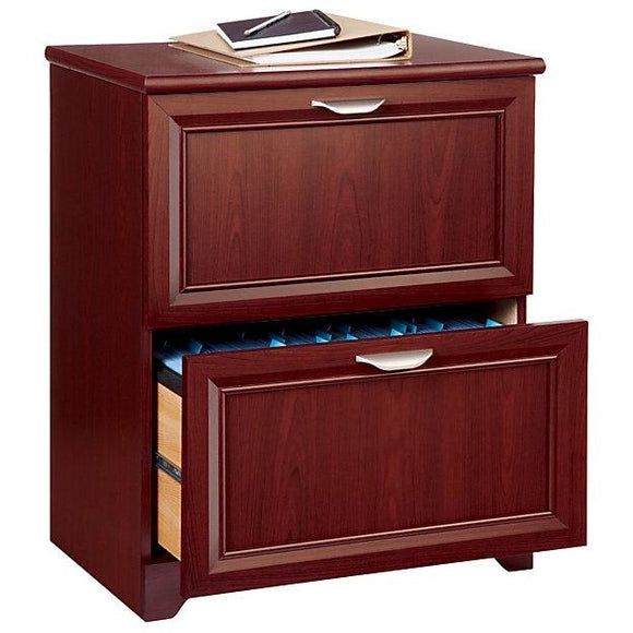Realspace Magellan Outlet Collection 2-Drawer Lateral File Cabinet, 30