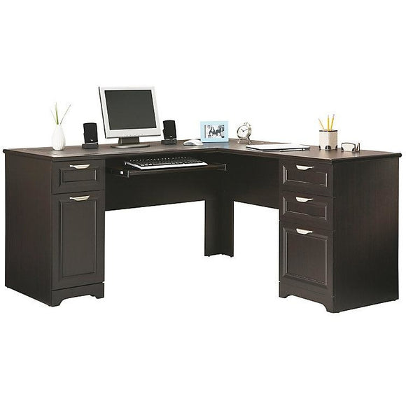 Realspace Outlet Magellan Collection L-Shaped Desk, 60