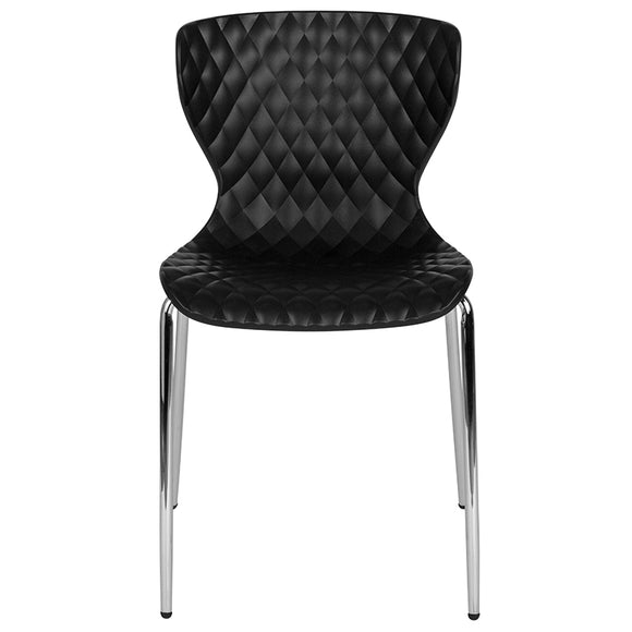 Flash Furniture Contemporary Design Plastic Stack Chair