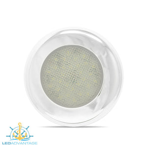 "12v 3.3"" (83mm) 9-LED Touch Sensitive Surface Mount Light"
