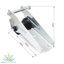 Load image into Gallery viewer, Aluminium Alloy Bow Roller (190mm)