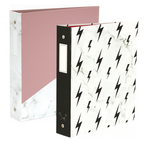 Lauren & Johnny 2-Pack Customizable Binders