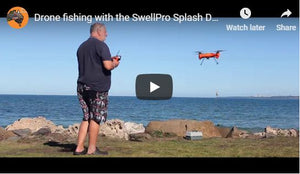 Drone Fishing with the SwellPro Splash Drone 3