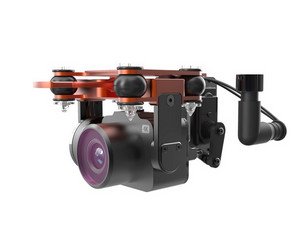PL3 Payload Release System for Splash Drone