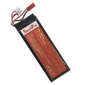 Radio controller battery