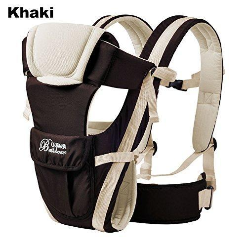 4 Positions Adjustable Baby Carrier Backpack