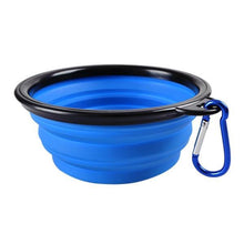 Load image into Gallery viewer, Transer-Travel-Collapsible-Silicone-Pets-Bowl-Food-Water-Feeding-BPA-Free-Foldable-Cup-Dish.jpg_3