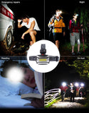 Camping,Outdoor activity headlamp LED