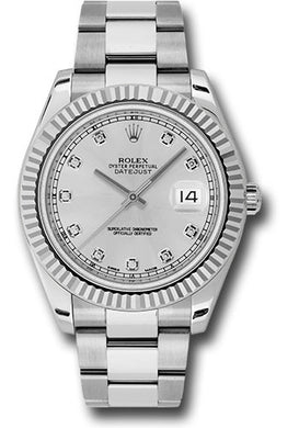 Rolex Steel Datejust II - 41mm #116334