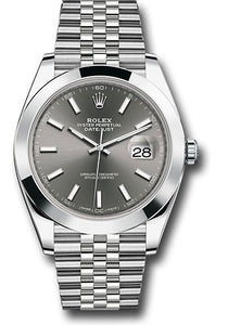 Rolex Stainless Steel Datejust 41mm #126300 dkrij