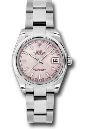 Rolex Steel Datejust - 31mm - Mid-Size #178240 pio