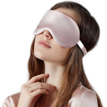 Load image into Gallery viewer, SILK EYE SLEEPING MASK