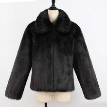 Load image into Gallery viewer, FUR MY LOVER FAUX FUR COAT