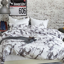 Load image into Gallery viewer, LEAFS DUVET COVER SET