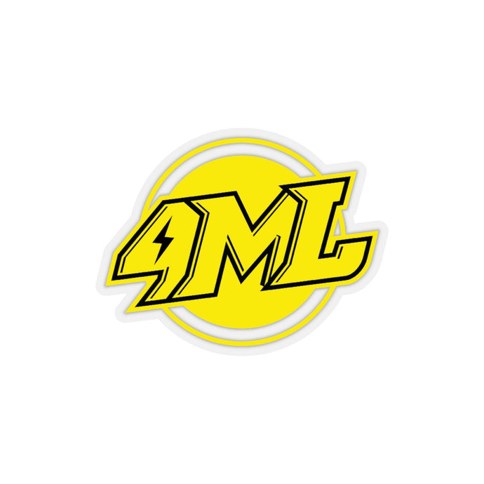 4ML Logo Sticker