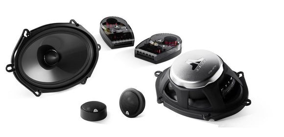 JL Audio C3-570 2-Way Convertible Component / Coaxial System