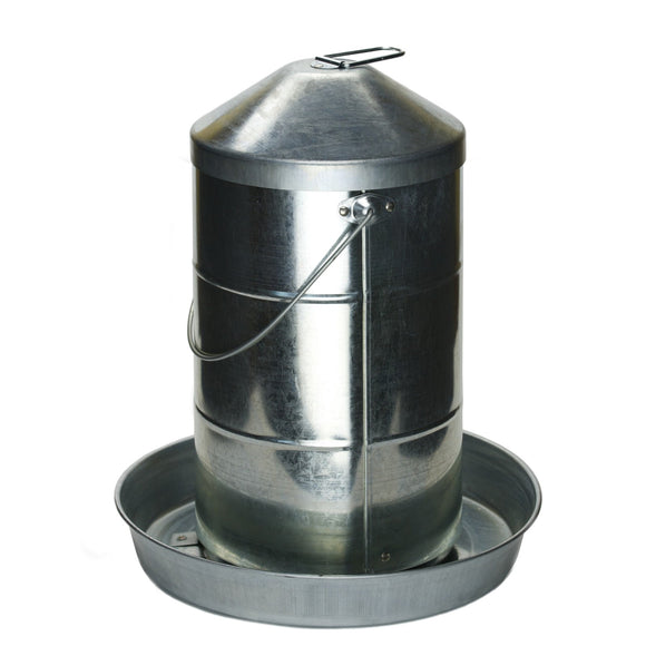 Galvanised Feeder - Wanneroo Stockfeeders