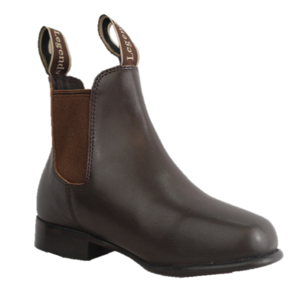 Legends Boots - Brown