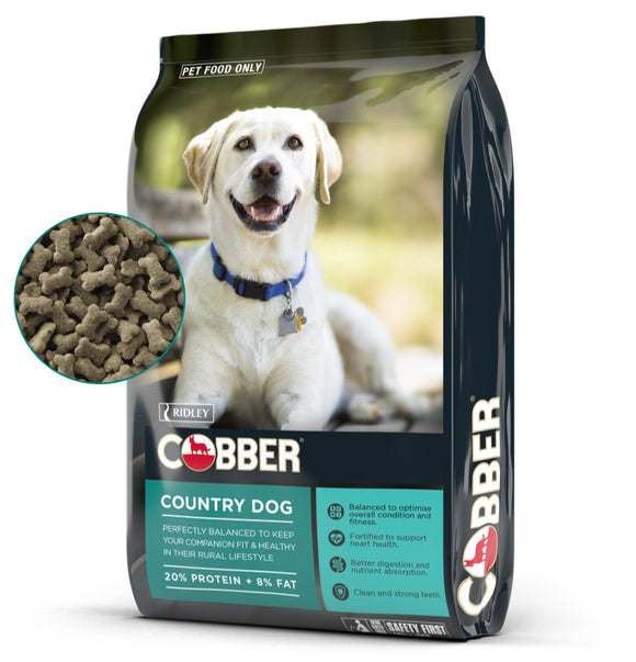 Cobber Country Dog - Wanneroo Stockfeeders