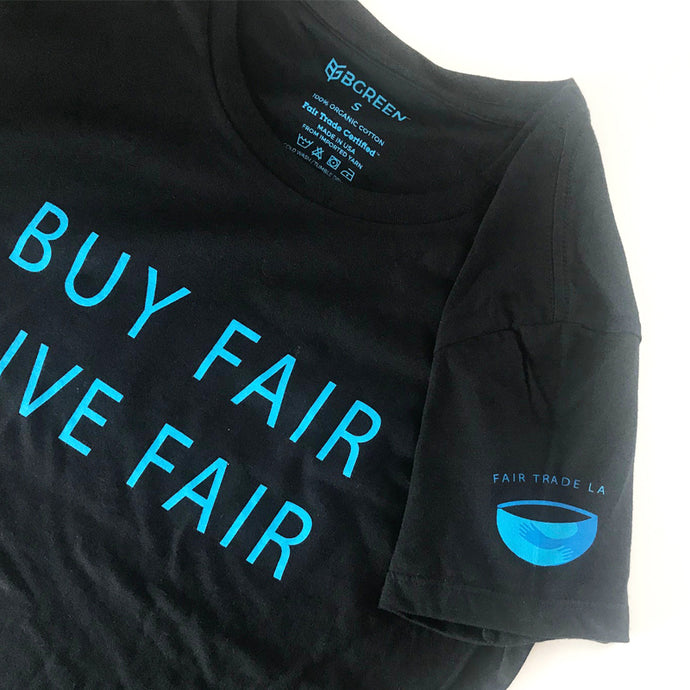 Fair Trade Advocate Tee | Men