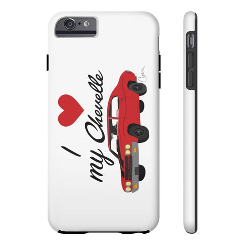 Image of Chevelle Case Mate Tough Phone Cases