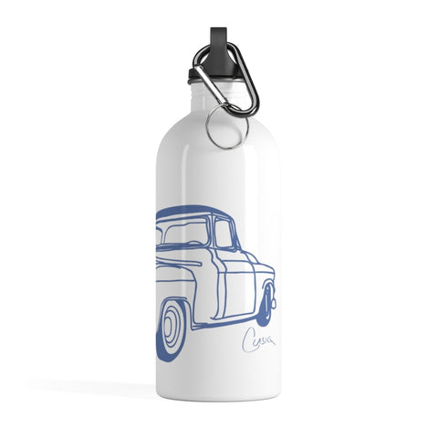 GMC Truck Stainless Steel Water Bottle