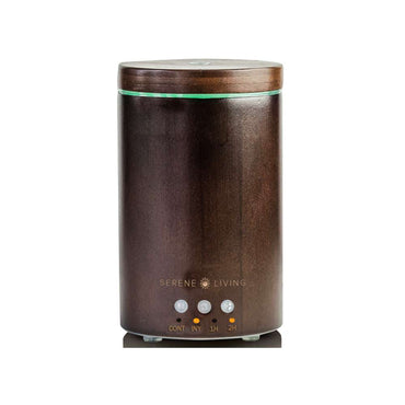 Serene Living Sienna Bamboo Essential Oil Diffuser