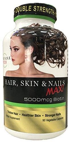 Purvana Max Hair Skin & Nails - 90 Count
