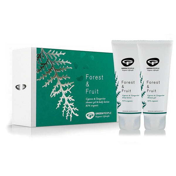 Forest + Fruit Body Collection