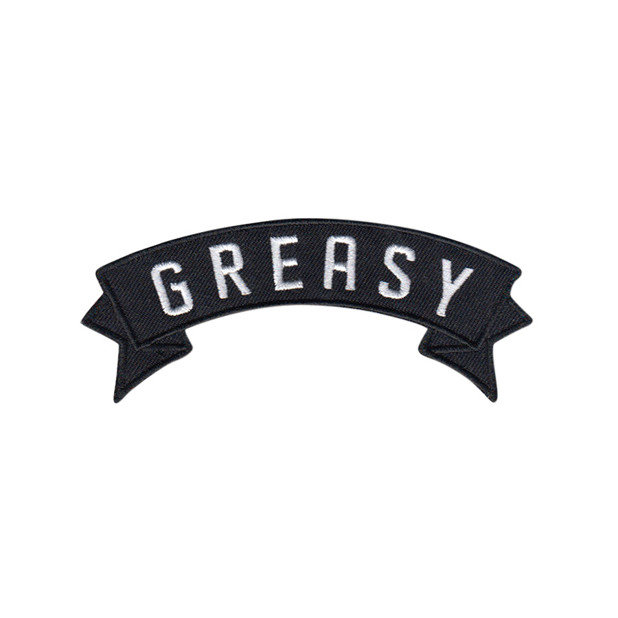 Greasy Patch