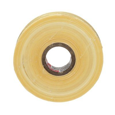 Electrical Tapes 3M 2510-VCT-3/4X36 Scotch Electrical Insulating Varnished Cambric Tape 2510 Yellow 7mil (0.18mm) 3/4 x 108' (19 mm x 33 m)