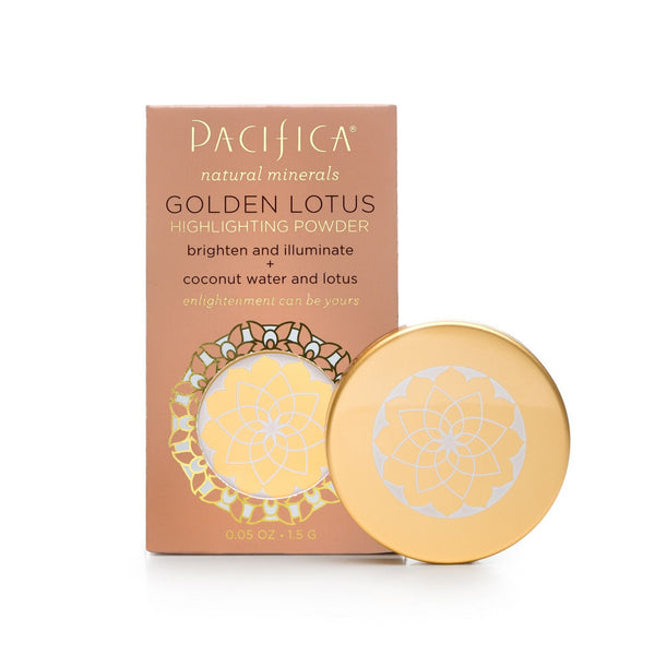 Pacifica Golden Lotus Highlighting Powder 2g