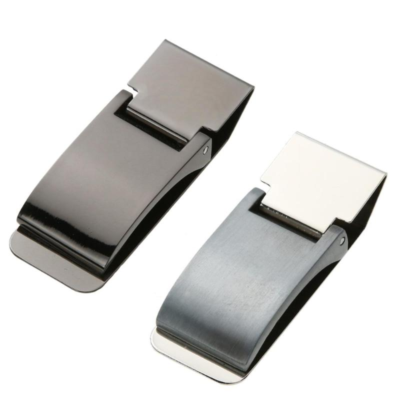 2019 NEW Stainless Steel Money Clips