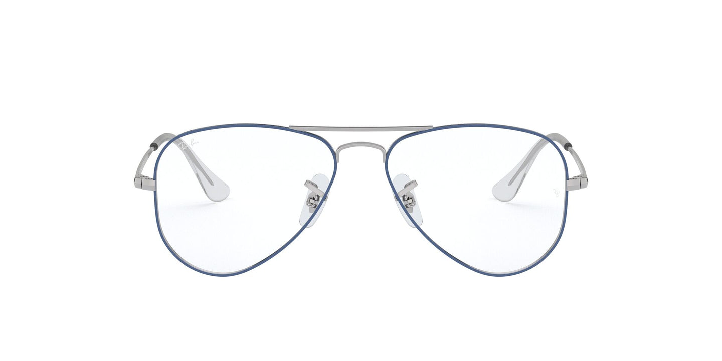 Ray-Ban Jr. RB1089 Blue / Clear Lens Eyeglasses