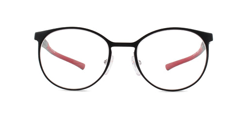 Starck SH2034 Black / Clear Lens Eyeglasses