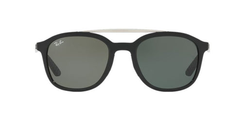 Ray-Ban RB4290 Black / Green Lens