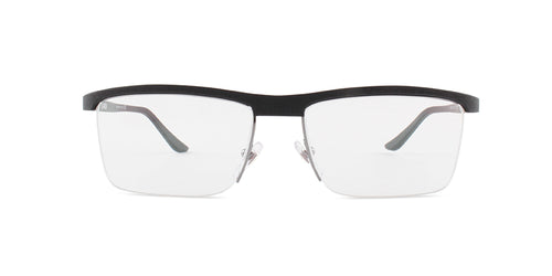 Starck SH2014 Black / Clear Lens Eyeglasses