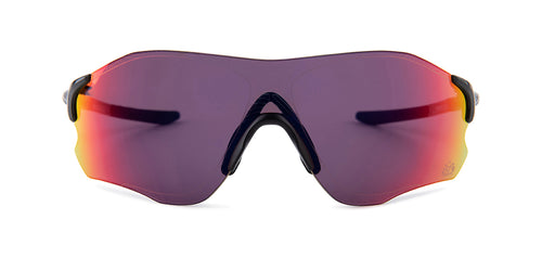 Oakley EvZero Gray / Purple Lens Sunglasses