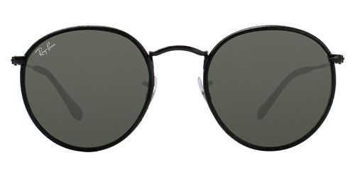 Ray-Ban  RB3475Q Black / Green Lens