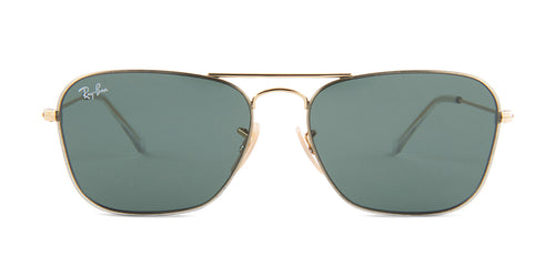 Ray-Ban RB3603 Gold / Green Lens