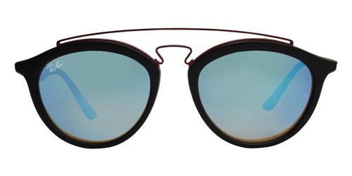 Ray-Ban RB4257 Black / Blue Lens Mirror
