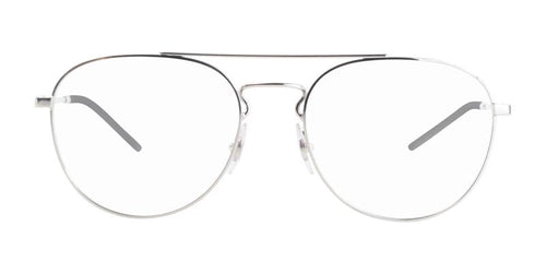 Ray Ban RX6414 Silver / Clear Lens Eyeglasses