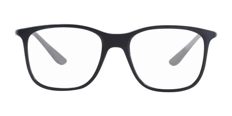 Ray-Ban RX7143 Black / Clear Lens