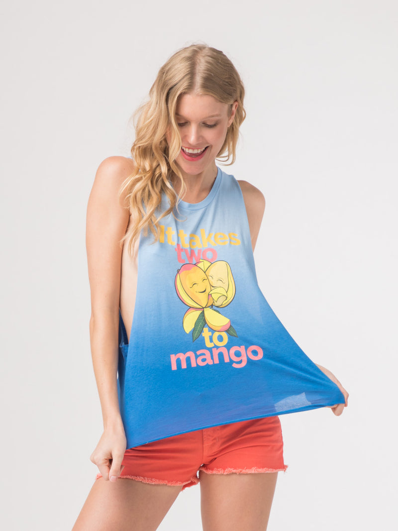 Vegan Scene It Takes Two To Mango Tank Top | Vegan Scene