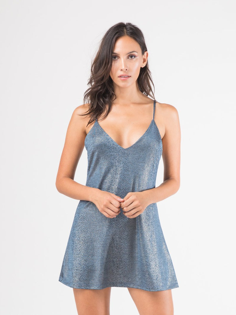 Legends & Vibes Breeze Mini Dress | Vegan Scene