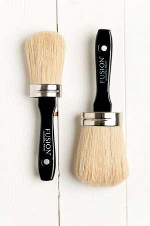 Round Brush - Natural - Fusion Mineral Paint