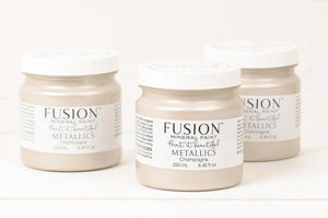 Metallic Champagne - Fusion Mineral Paint