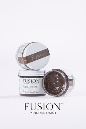 Espresso Wax (Furniture Wax) - Fusion Mineral Paint